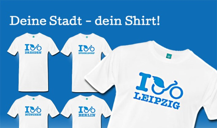T-Shirt-Shop | nextbike