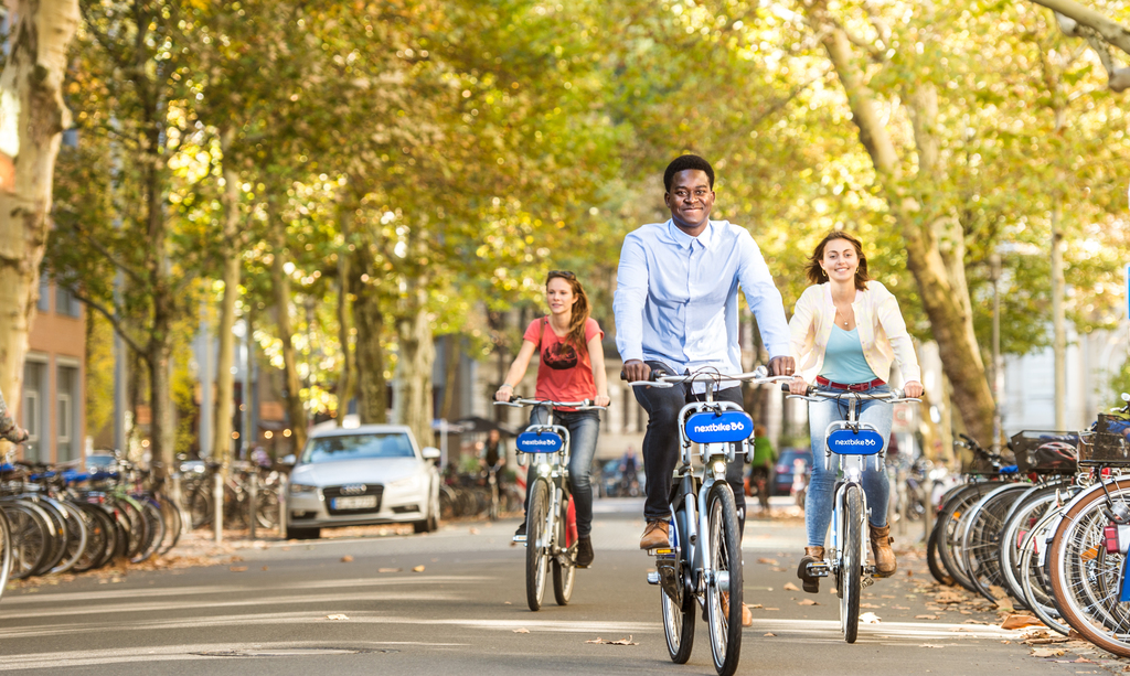 Fahrradverleih Gießen