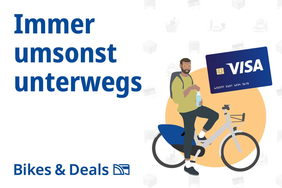 Kostenlose Visa Karte.Nextbike Deutschlands Größtes Fahrradverleihsystem